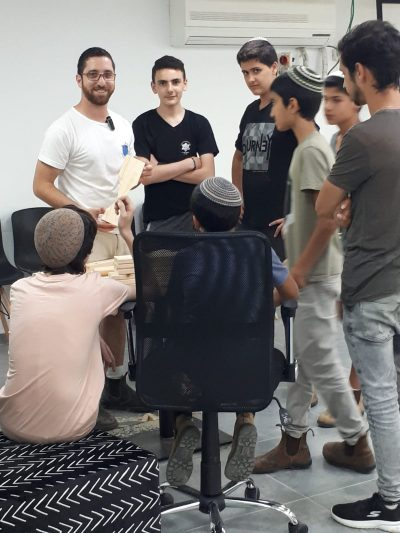 Updates from Sderot – Road to Recovery