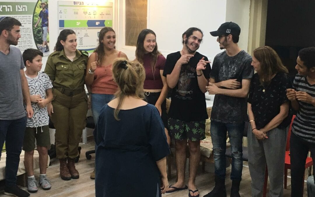 Drama in Sderot