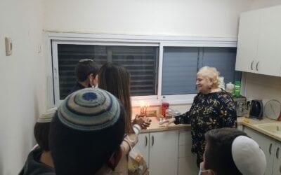 A Very Special Chanukah With Meir Panim