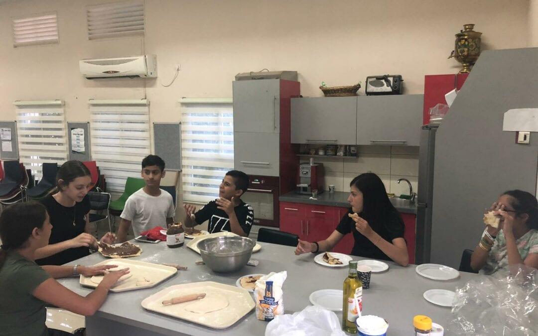 Pizza Night in Sderot
