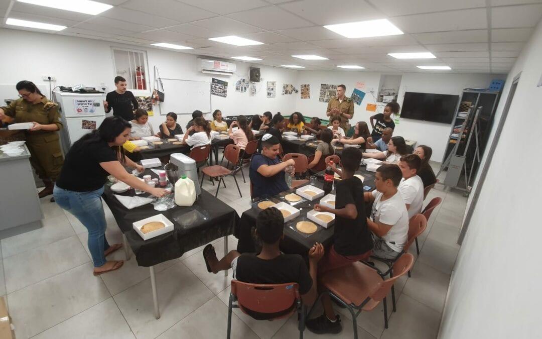 Sderot Baking Workshop