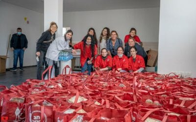 Meir Panim Celebrates Passover with More Giving Than Ever Before