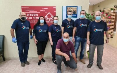 Rotem Industries Teams Up With Meir Panim to Give Back During Lockdown