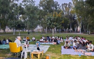 Yom HaShoah 2021 at Meir Panim