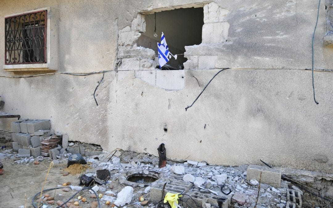 Sderot Under Attack: An Insider's Account