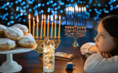 Uncertainty around COVID-19 as Israel Begins Chanukah Celebrations