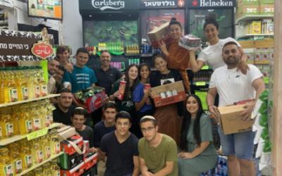 An Update on Meir Panim in Sderot